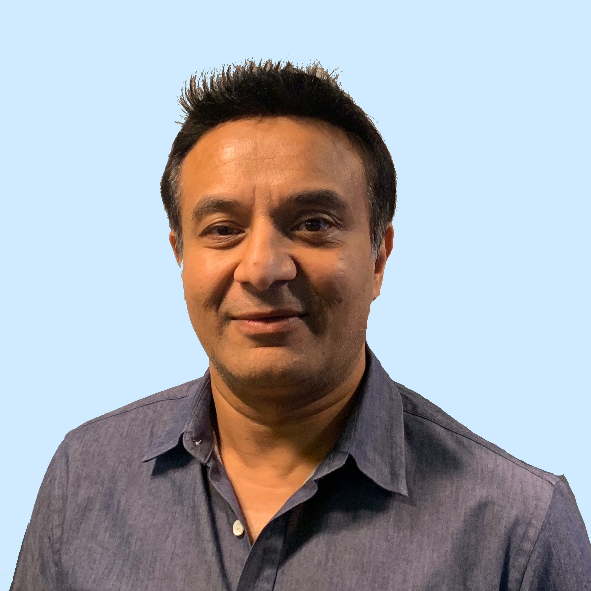 Sandeep Patel - Chief Executive Officer