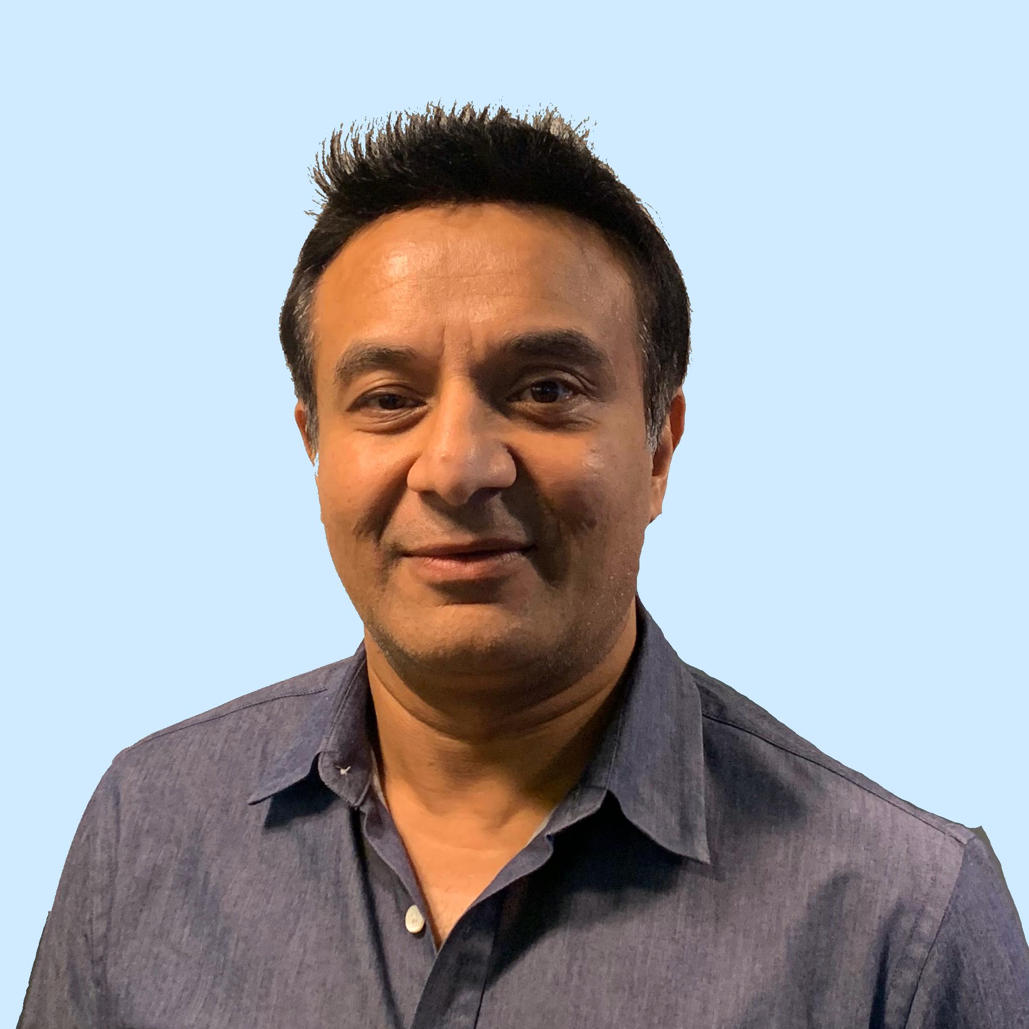 Sandeep Patel - Chief Executive Officer